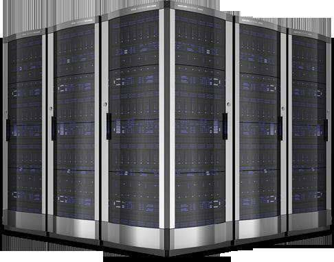 Private Cloud Server Cube